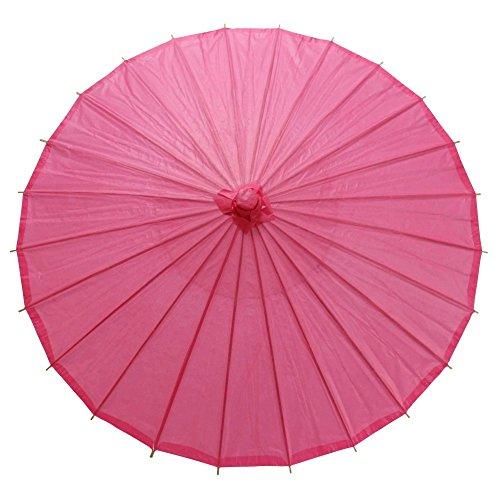 [해외]우산 양산 무지 직경 84cm/Umbrella parasol solid color 84 cm