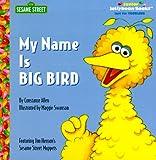My Name is Big Bird (Junior Jellybean Books(TM))