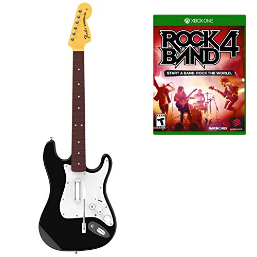 Rock Band 4 Guitar and Xb1 Software Bu...