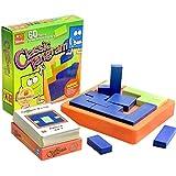 [リトルスワロー] タングラム 図形 パズル ボードゲーム 子供 知育 教育 玩具 大人 脳トレ モザイク ジグソー ファミリーゲーム パーティー レクりエーション
