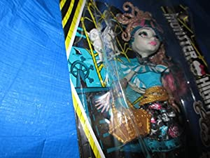 Monster High モンスターハイ Shriekwrecked Nautical Ghouls Rochelle Goyle Doll ドール [並行輸入品]