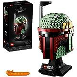 LEGO Star Wars Boba Fett Helmet 75277 Building Kit, Cool, Collectible Star Wars Character Building Set