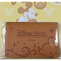 非売品 ディズニーホテル限定 オリジナルパスケース 定期入れ パスケース ミッキー ディズニー アンバサダー ミラコスタ