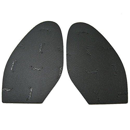 ビブラム vibram 半張り No.7673 黒カラー/No.3サイズ【靴底修理・靴底補修シート】