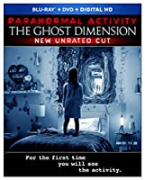 Paranormal Activity: the Ghost Dimension [Blu-ray] [Import]