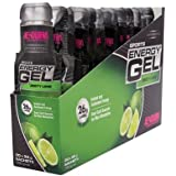 NEW Endura Sports Energy Gel | Zesty Lime 20 Pack