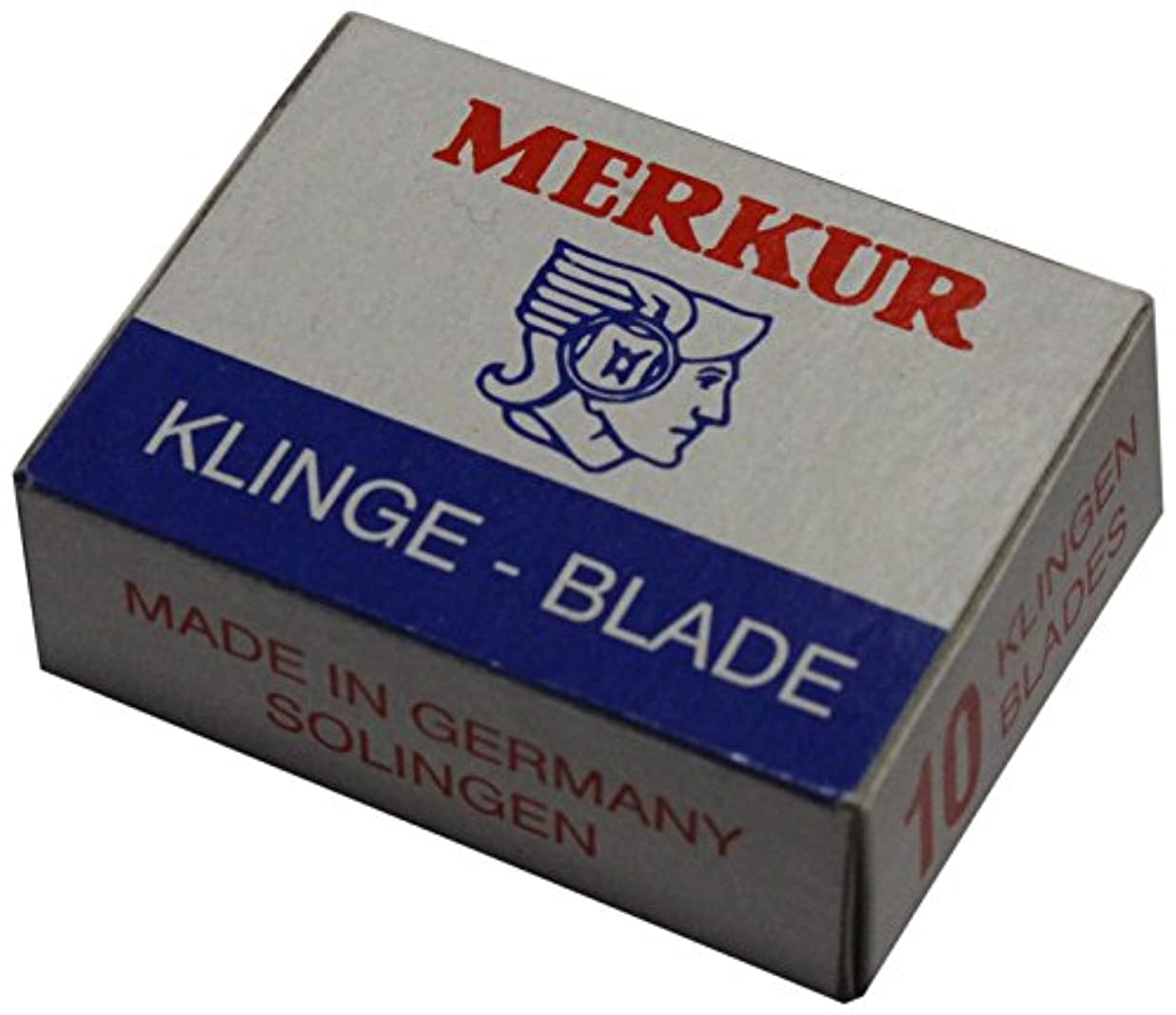 ロゴ許される通り抜けるメルクール 小型用替刃 907(10枚)