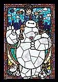 266ピース ジグソーパズル ベイマックス ステンドグラス ぎゅっとシリーズ 【ステンドアート】 (18.2x25.7cm)