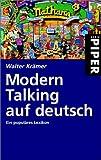 Modern Talking auf deutsch. Ein populaeres Lexikon.