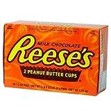 Reese's リーシーズ ピーナッツバターカップ 1.53kg [並行輸入品]