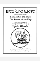 Into the West from the Lord of the Rings: Arranged for Harp Paperback