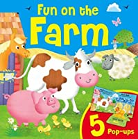 Busy Farm (Sticker & Activity Colour By Numbers)