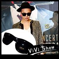 BIGBANG ビッグバン GD オシャレ TOP サングラス ファッションメガネ【BIGBANG風】 (Bタイプ)