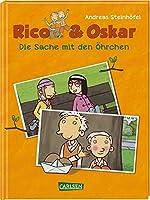 Rico & Oskar (Kindercomic): Die Sache mit den Oehrchen