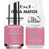ibd - It's A Match -Duo Pack- Peach Blossom - 14 mL / 0.5 oz Each