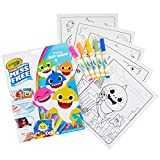 Crayola Baby Shark Art Set
