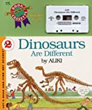 Dinosaurs Are Different (Let's-Read-and-Find-Out Science Stage 2)