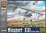 コッパーステートモデル 1/32 ニューポール21戦闘機 帝政ロシア プラモデル COP32003
