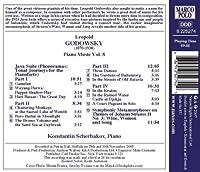 Piano Music 8 by LEOPOLD GODOWSKY (2007-03-27)