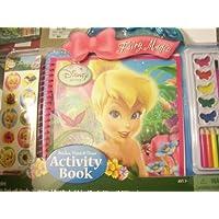 Disney Fairies Sticker, Paint, & Draw Activity Book Fairy Magic