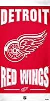Detroit Red Wings NHL 80cm X 150cm Beach Towel