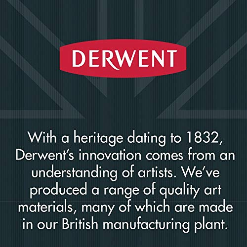 DERWENT(ダーウェント)『カラーソフトメタルケース72色セット(0701029)』