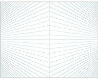 アーテック 二点透視シート 13141 B4 10枚組