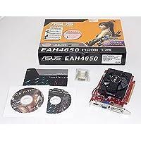 ASUS EAH4650/DI/512MD2_V2/A ATI RADEON HD 4650 512MB 128-bit GDDR2 PCI-Express 2.0 x16 HDCP CrossFireX Dual-Link Video Card w/HDMI, DVI, D-Sub [並行輸入品]