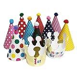 MakeUp Memories(マム) 誕生日 クリスマス パーティー クラウン&ハット セット 合計11セット