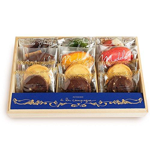 (ア・ラ・カンパーニュ) 焼き菓子 詰め合わせ 12個入り
