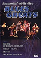 Jammin With the Blues Greats [DVD]