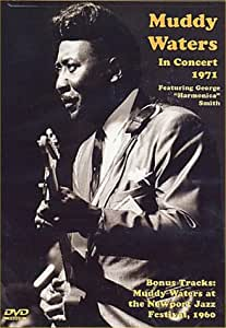 Muddy Waters in Concert 1971 [DVD] [Import]