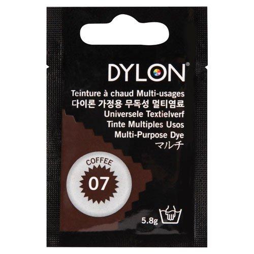 DYLON マルチ (衣類・繊維用染料) 5g col.07 コーヒー