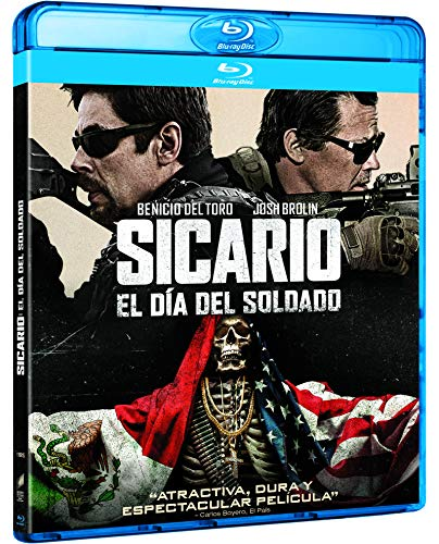 Sicario: Day of the Soldado - Sicario: El Día Del Soldado