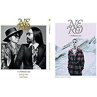 nero vol.08 ART & ROMANCE issue featuring ART