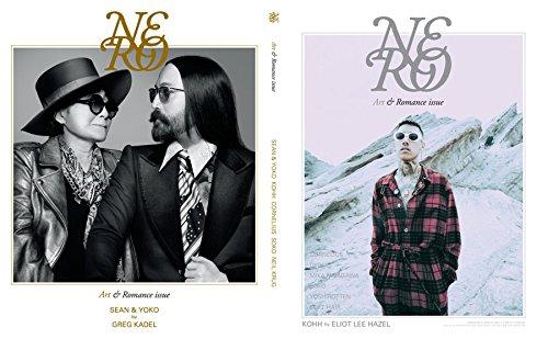 nero vol.08 ART & ROMANCE issu...