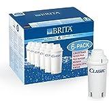Brita Classic Water Filter Cartridges 6 per pack
