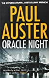 Oracle Night by Paul Auster(2011-05-05)