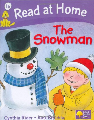 Read at Home: More Level 1A: The Snowman (Read at Home Level 1a)の詳細を見る