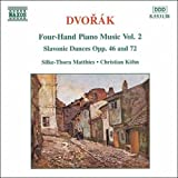 ドヴォルザーク:ピアノ連弾音楽集 2