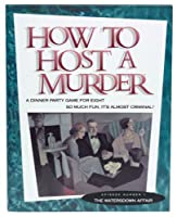 How to Host a Murder: The Watersdown Affair by WorldWise Imports [並行輸入品]