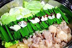 福岡の名店『えんや』の博多もつ鍋セット 白みそ味4人前