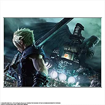 FINAL FANTASY VII REMAKE ウォールスクロールVol.1