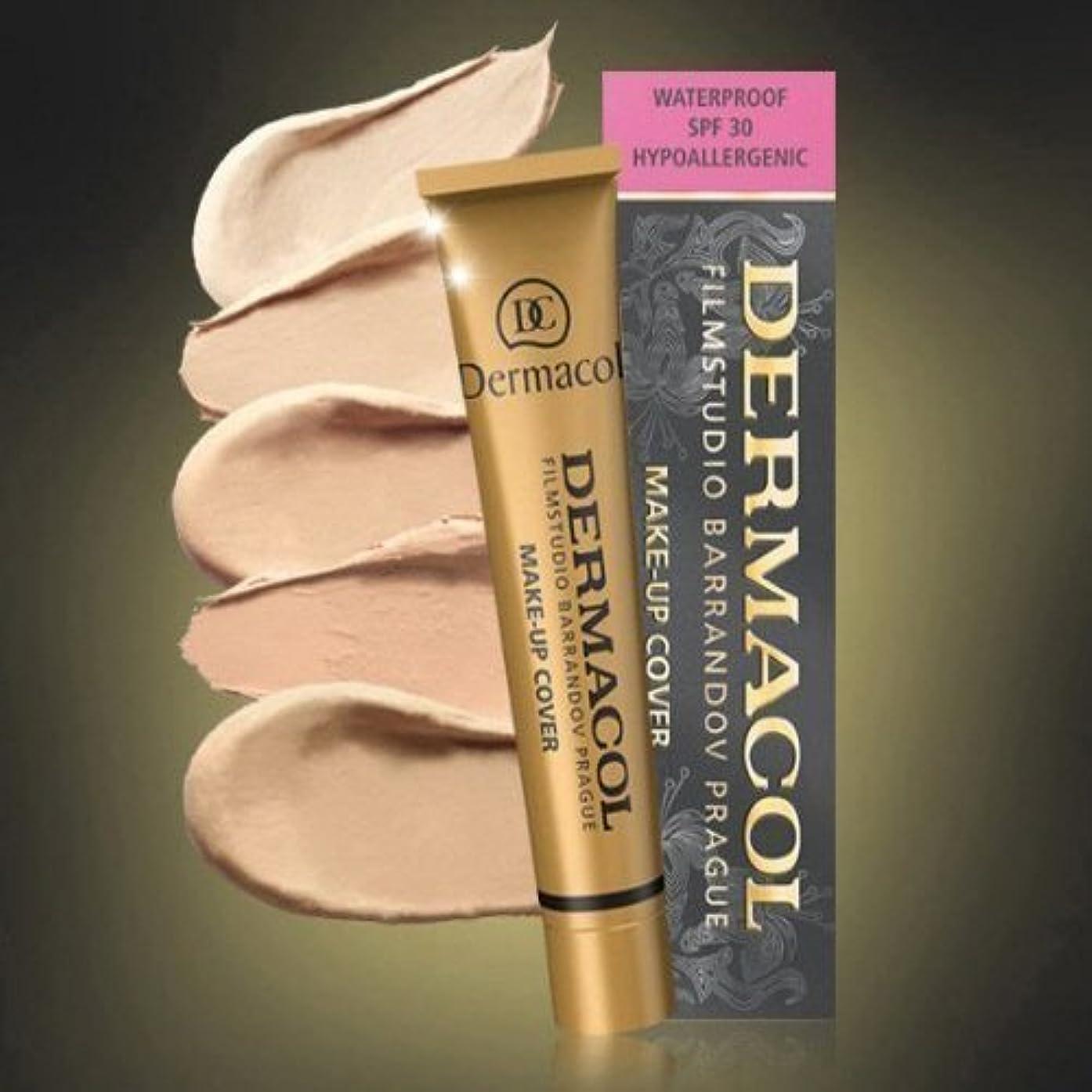 容器勝利耐久Dermacol Make-up Cover #211
