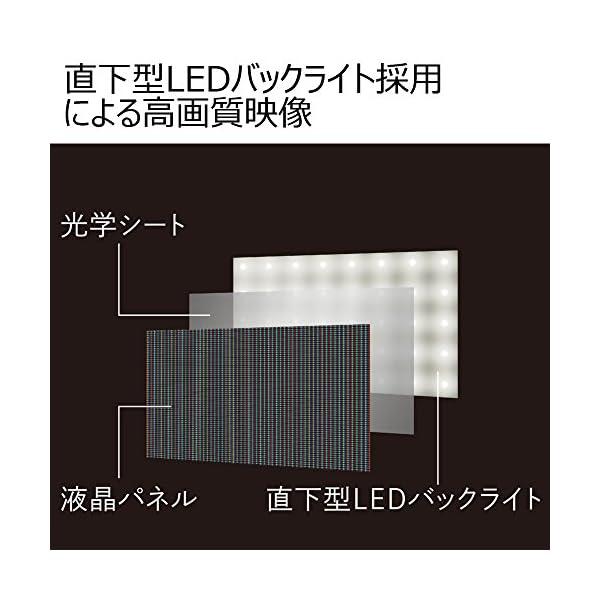 シャープ 32V型 液晶テレビ AQUOS L...の紹介画像3