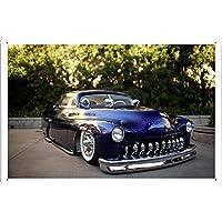 自動車の金属看板 ティンサイン ポスター / Tin Sign Metal Poster (J-CAR02356)