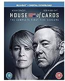 House of Cards - Season 01 / House of Cards - Season 02 / House of Cards - Season 03 / House of Cards - Season 04 / House of Cards - Season 05 - Set【DVD】 [並行輸入品]