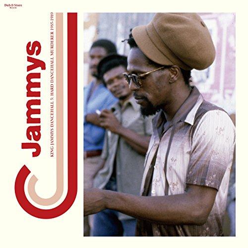 King Jammys Dancehall 3: Hard Dancehall Murderer 1985-1989 [12 inch Analog]