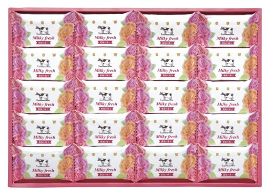 ベーコンガード適応牛乳石鹸ミルキィフレッシュセット MF-20