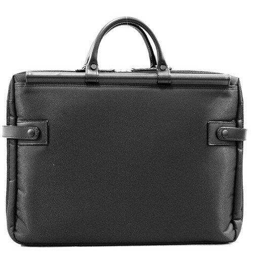 カバンモノNo7掲載 デザイン全てに意味がある豊岡製天棒ビジネスバッグ 鞄の聖地から 国産 5983-01